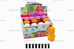 Мыльные пузыри с шапочкой, 12 штук , 716-12