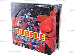 Мыльные пузыри «Трансформеры», 36 штук, 725