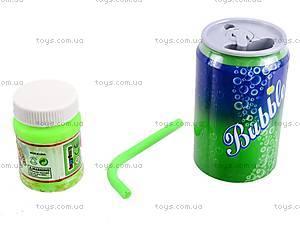 Мыльные пузыри в баночке, BB001, игрушки