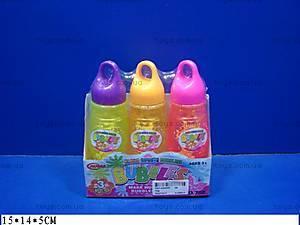 Мыльные пузыри во флаконе Bubbles, 3 штуки, 708