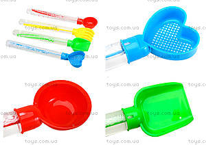 Мыльные пузыри для детей «Песочный набор», 788-24