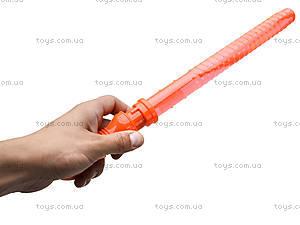 Мыльные пузыри детские «Световой меч», 2697B, фото