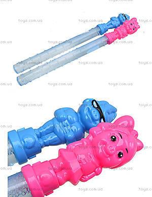 Детские мыльные пузыри, 3 вида, 20588A
