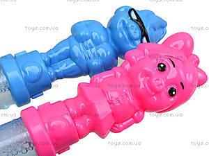 Детские мыльные пузыри, 3 вида, 20588A, цена