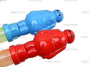 Комплект мыльных пузырей, 3 цвета, 20588-2, игрушки