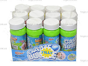 Мыльные пузыри для малышей, в баночке, 751-12, купить