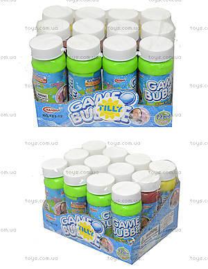 Мыльные пузыри для малышей, в баночке, 751-12