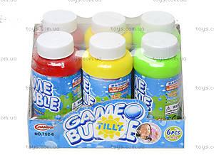 Мыльные пузыри Game Bubble, 752-6, купить