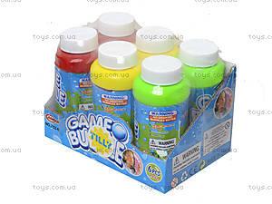 Мыльные пузыри Game Bubble, 752-6, фото