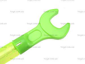 Детские мыльные пузыри «Инструменты», 8001, магазин игрушек