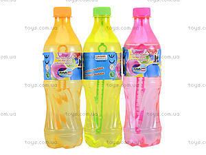Мыльные пузыри «Бутылка», 500 мл, 803, отзывы