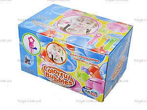 Мыльные пузыри Bubbles, 3 цвета, 809-48, фото