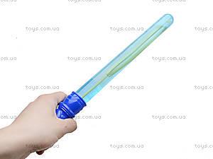 Мыльные пузыри Bubbles в виде меча, 8806, фото