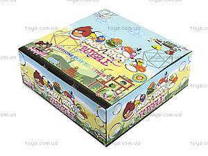 Мыльные пузыри «Angry birds», 982B, детские игрушки
