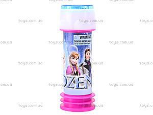 Мыльные пузыри Frozen, 12028B, игрушки