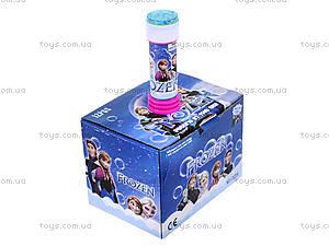 Мыльные пузыри с героями Frozen, 13028C, купить