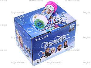 Мыльные пузыри с героями Frozen, 13028C, фото