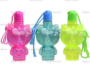 Мыльные пузыри Hello Kitty в баночке, JT2303, игрушки