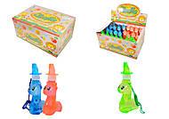 Мыльные пузыри «Жираф» 24 шт. в блоке, P6-0093, купить