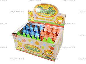 Мыльные пузыри «Жираф» 24 шт. в блоке, P6-0093, цена