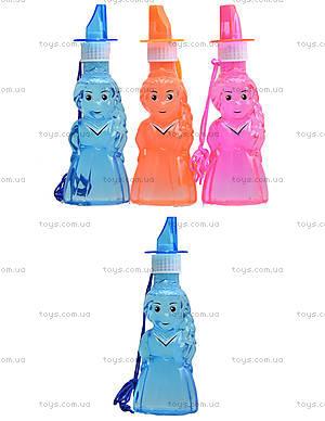 Мыльные пузыри «Холодное Сердце», 4 цвета, P6-0073