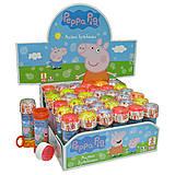 Мыльные пузыри «Свинка Пеппа», 103.667200, игрушки