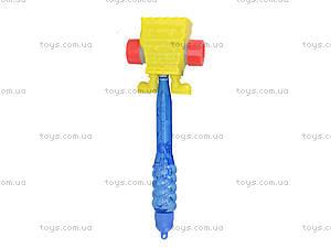 Мыльные пузыри Sponge Bob с молоточком, 111-2, купить