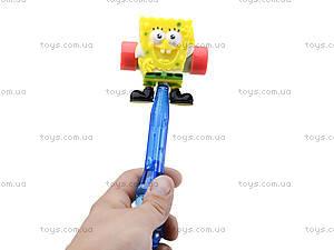 Мыльные пузыри Sponge Bob с молоточком, 111-2, фото