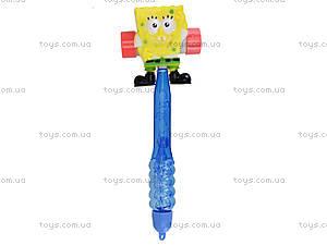 Мыльные пузыри Sponge Bob с молоточком, 111-2, отзывы