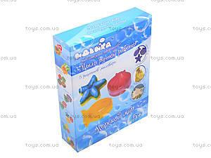 Мыло ручной работы для детей «Морской мир», 94104, игрушки