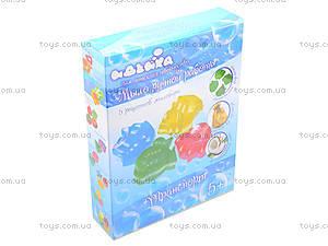 Мыло ручной работы для детей «Транспорт», 94101, игрушки