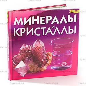 Набор для опытов «Минералы и кристаллы», , отзывы