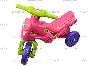 Детская каталка-мотоцикл «Мини-байк», 4425, отзывы