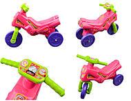 Детская каталка-мотоцикл «Мини-байк», 4425, купить