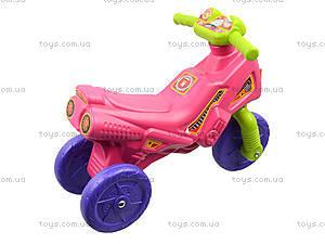 Детская каталка-мотоцикл «Мини-байк», 4425, игрушки