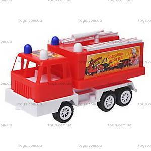 Игрушечная пожарная машинка, 5169