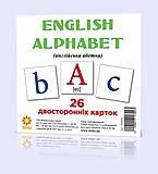Мини-карточки с английским алфавитом, 101693, отзывы