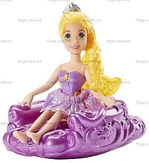Мини-кукла «Принцесса Дисней» на водном троне, BBD23, купить