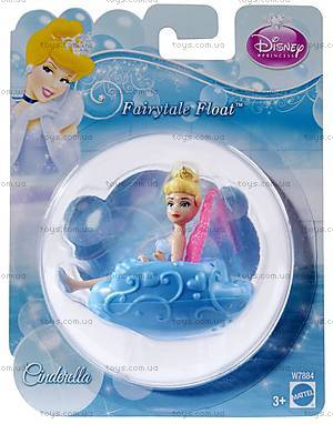 Мини-кукла «Принцесса Дисней» на водном троне, BBD23