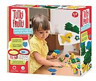 Мини-набор для лепки «Приключения» серии Tutti-Frutti, BJTT14810, фото