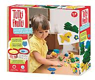 Мини-набор для лепки «Приключения» серии Tutti-Frutti, BJTT14810