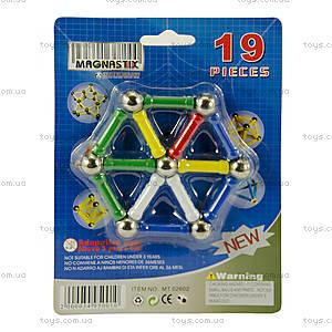 Игровой набор «Магнитный конструктор», MT02602