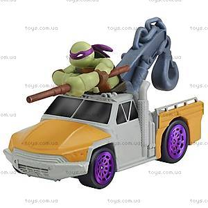 Мини-транспорт «Донателло в грузовике» серии Черепашки-ниндзя, 97223
