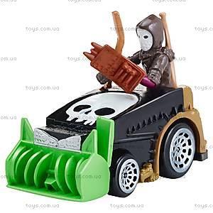 Игрушечный Кейси Джонс в снегоуборочной машине серии «Черепашки-ниндзя», 97222