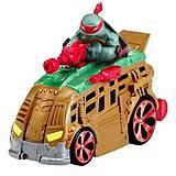Мини-транспорт «Рафаэль в фургоне» серии Черепашки-ниндзя, 97211, купить