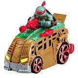 Мини-транспорт «Рафаэль в фургоне» серии Черепашки-ниндзя, 97211, фото