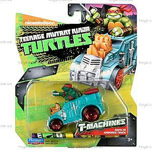 Игрушечный Рафаэль в военном грузовике серии «Черепашки-ниндзя», 97224, фото