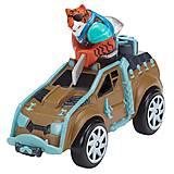 Игрушечный Тигриный коготь в сафари-грузовике серии «Черепашки-ниндзя», 97217, фото