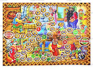 Настольная игра-сказка «Буратино», 5890-12, цена