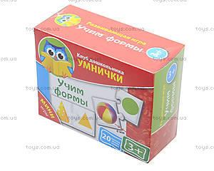 Мини-игры для детей «Учим формы», VT1309-01, фото